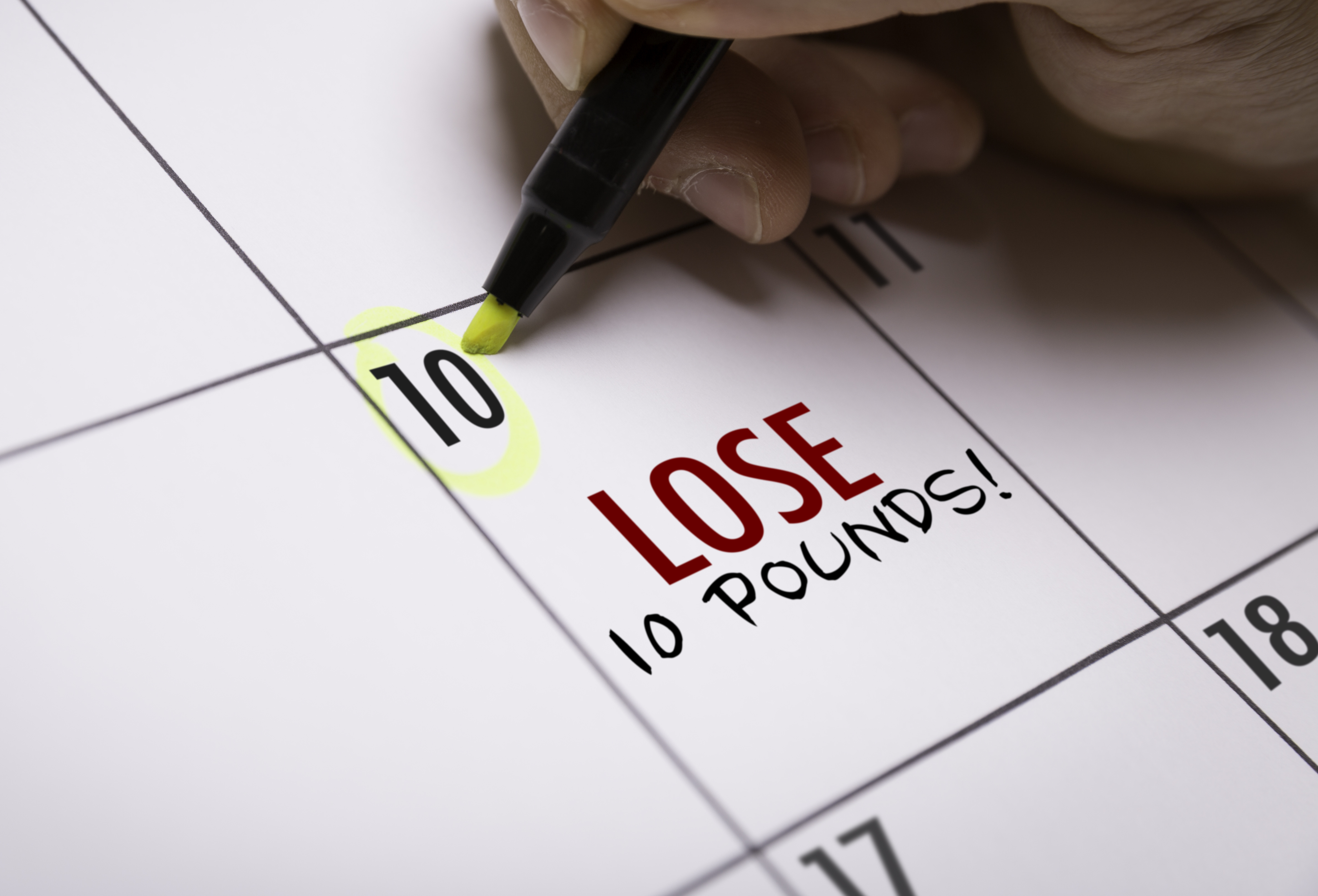 lose 10 pounds in 10 days