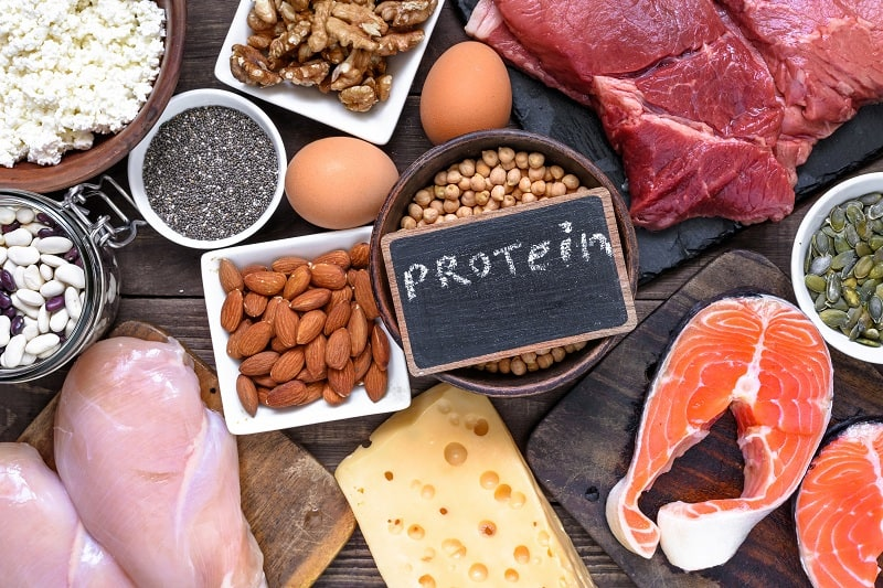 Just Add Protein